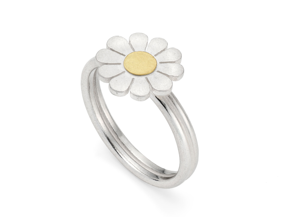 Little Daisy Ring by Diana Greenwood