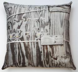 Weathered Ply Cushion. Product thumbnail image