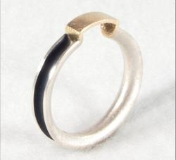 Bridge Ring by Sophie Stamp. Product thumbnail image