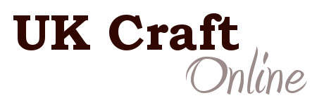 shop logo for UK Craft Online. UK Craft Online | Showcase of British Craft & Design | British Craft Gifts | Buy craft online | Handmade jewellery jewelry